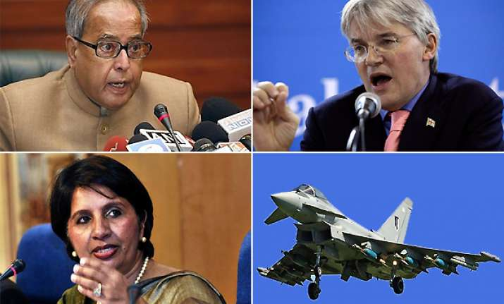 pranab said british aid to india was peanuts britain begged