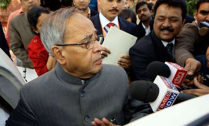 pranab says bugging news is bogus asks media not to waste