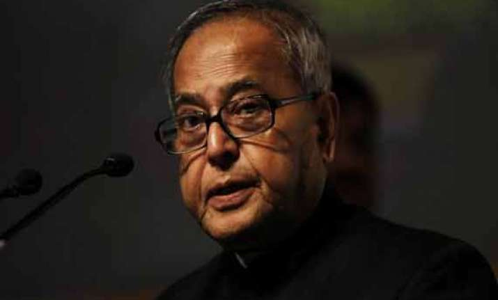 president pranab mukherjee asks iits to develop new cutting