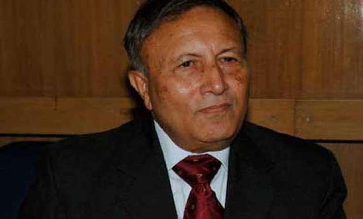 president accepts resignation of chhattisgarh governor