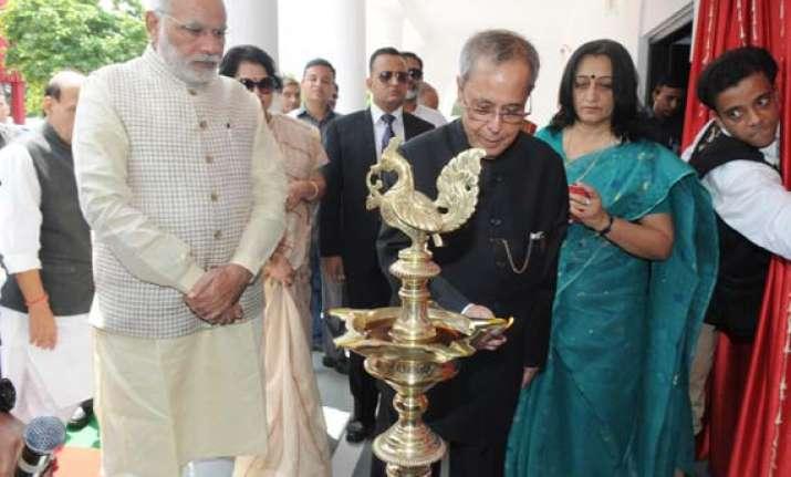 president inaugurates madame tussauds museum to mark