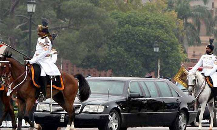 president s bodyguard reserved only for rajput jat sikhs