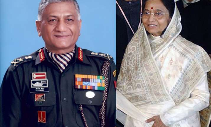 president says army chief govt standoff should not have