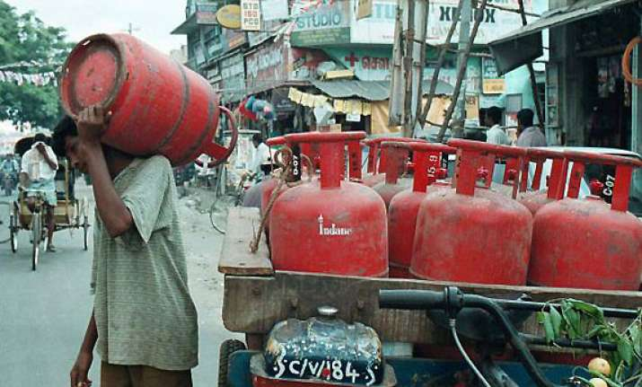 price of non subsidized lpg cylinder hiked by rs 127