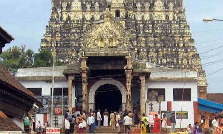 priceless treasure found in cellars of padmanabhaswamy