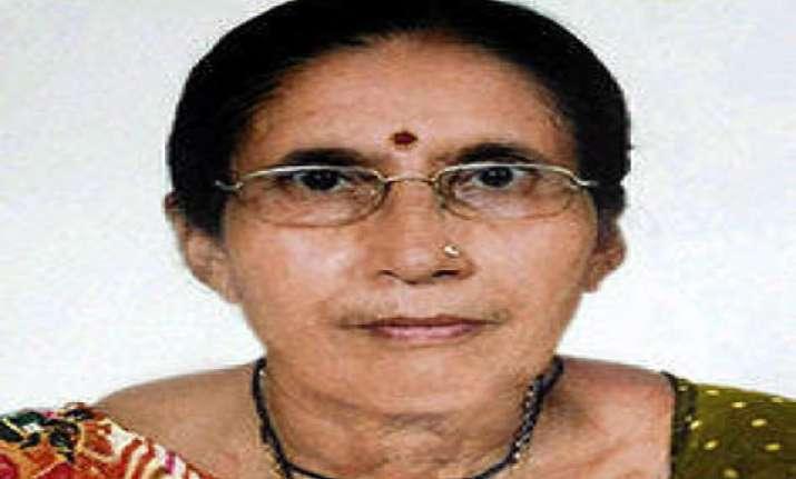 prime minister modi s wife jashodaben given police