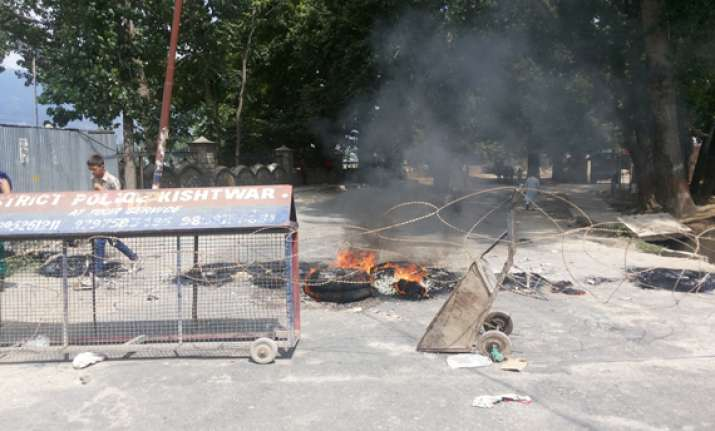 probe launched into gool firing incident