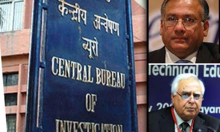 probe sibal vahanvati role in 2g scam ngo tells sc