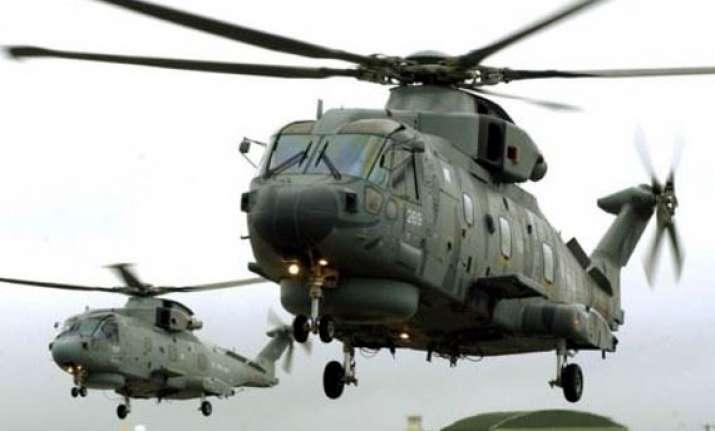 proceedings against finmeccannica in vvip chopper deal