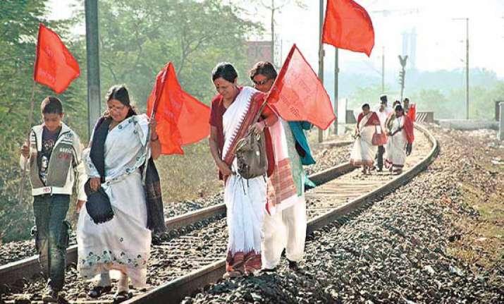 protests demanding separate koshal state in odisha