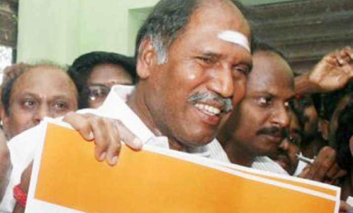 puducherry elections detailed results