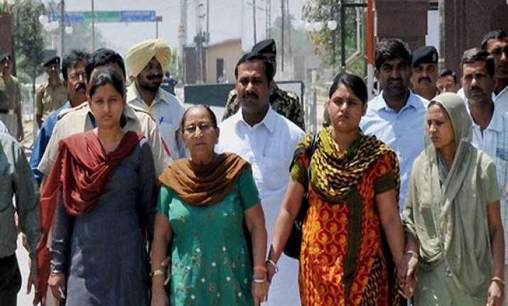 punjab govt clears appointment of sarabjit s daughter