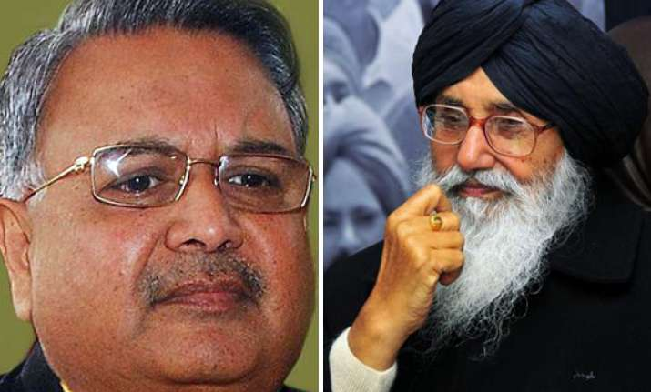 punjab chhatisgarh chief ministers oppose nctc
