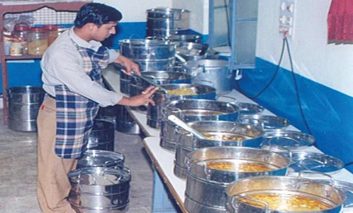 purchase of quality materials for mid day meal ordered