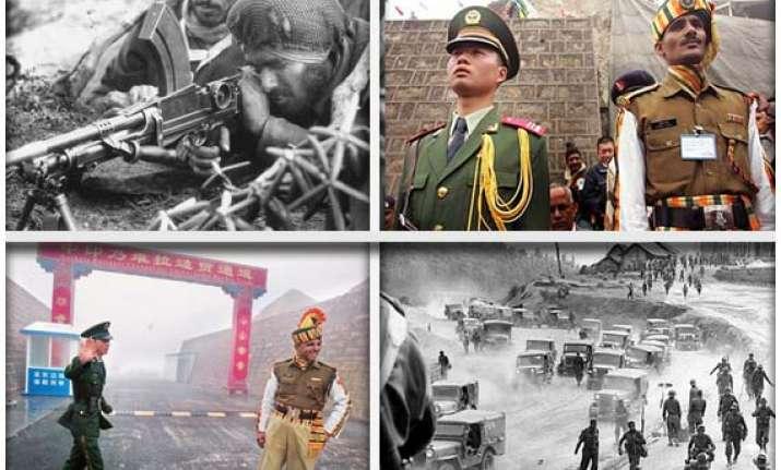 put behind unfortunate 1962 war china tells india