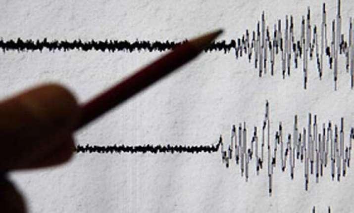 quake hits andaman sea tsunami ruled out