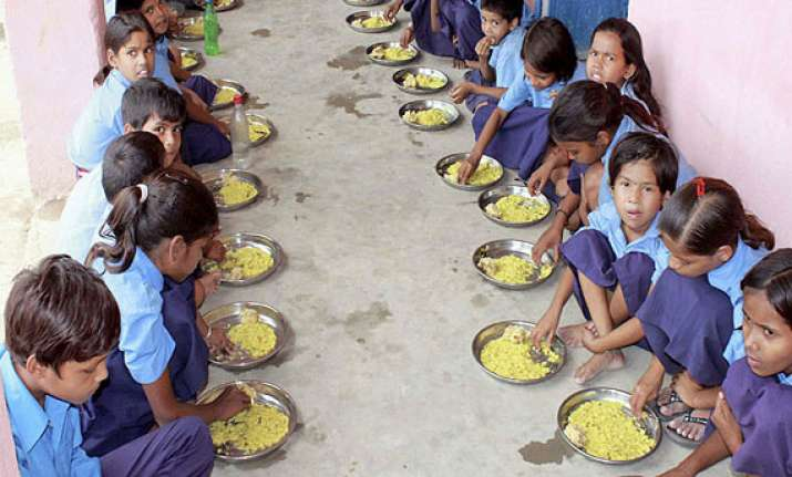 quality midday meal not possible under present cost sahi