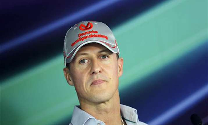 racers will not take it easy schumacher