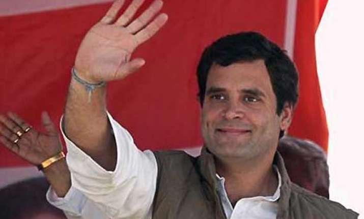 rahul gandhi to visit amethi on feb 19