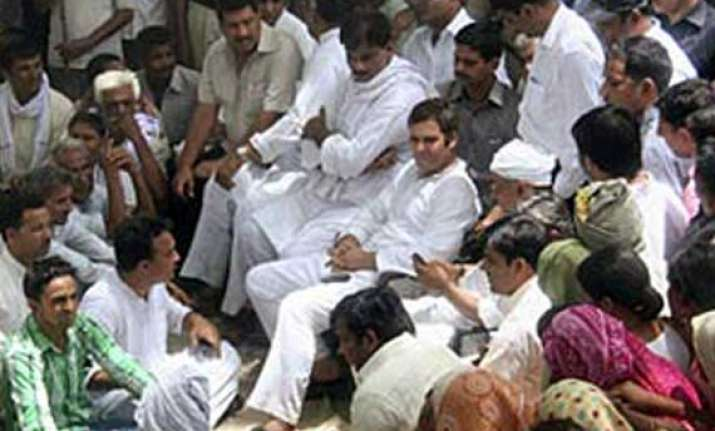 rahul to meet haryana farmers punjab ex soldiers today