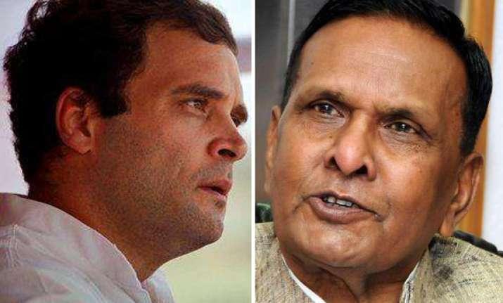 rahul gandhi could be pm in 2014 says beni prasad