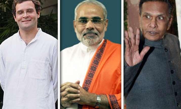 rahul modi will fight 2014 lok sabha battle says beni