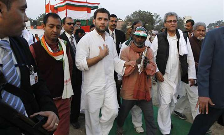rahul says ther s only one muslim dm in whole of up