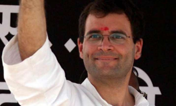 rahul to hold kisan mahapanchayat in aligarh