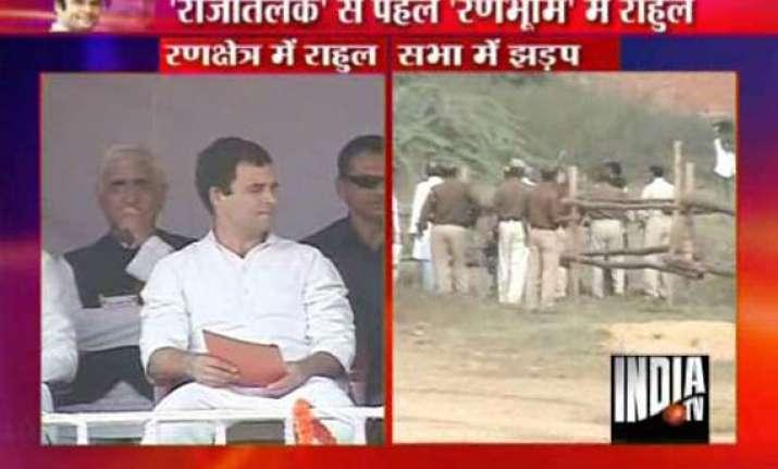 rahul s beggar remark was a metaphoric flourish torn out of