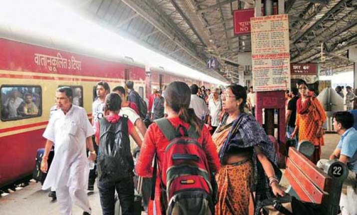 railway passengers to pay revised fares
