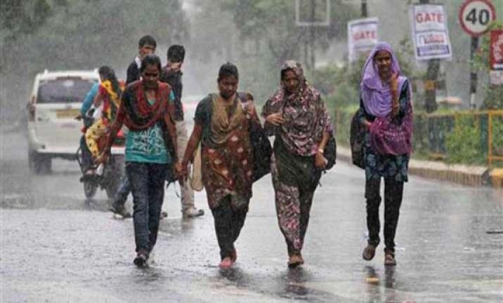 rain claims six lives in amritsar