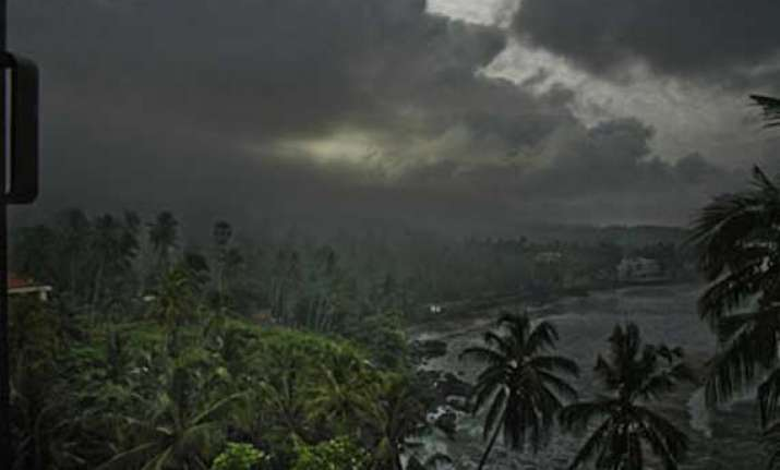 rain plays havoc in kerala two killed