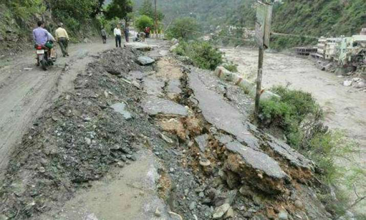 rains hit parts of uttarakhand relief operations on