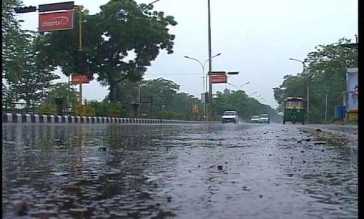 rains lash punjab haryana chandigarh