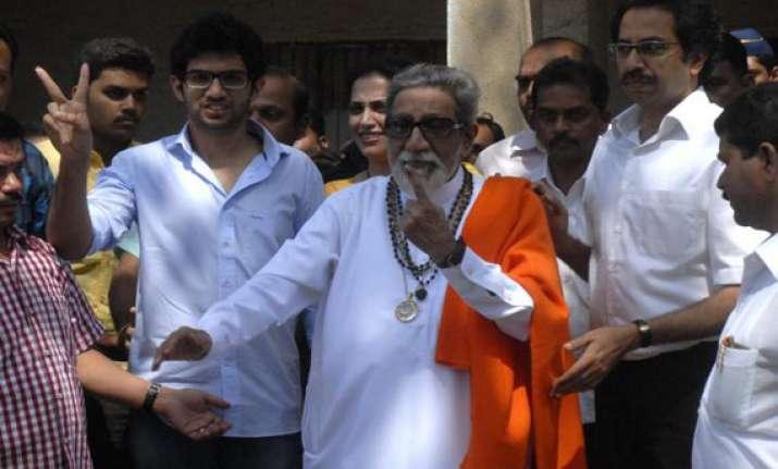 shiv sena bjp win mumbai and thane mns does well in nashik