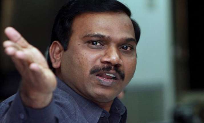 raja rejects ed charge against stalin