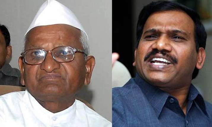 raja made enough money for five generations hazare