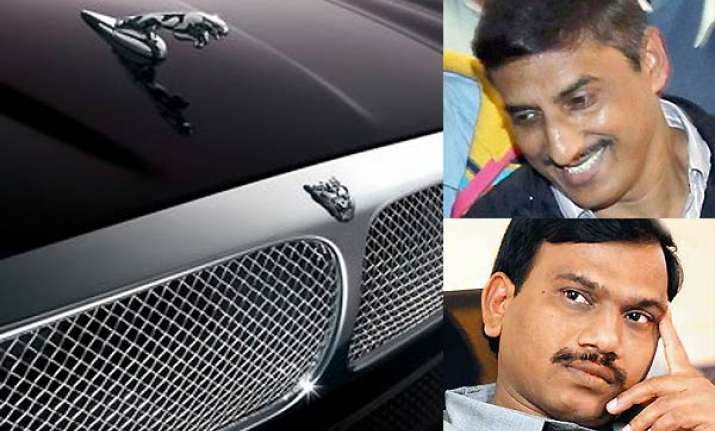 raja s aide wanted jaguar dealership from niira radia