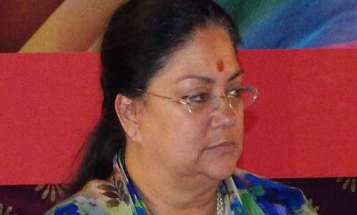 rajasthan government to fill up over 73 000 vacant posts in