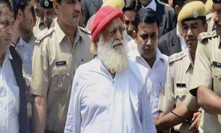 rajasthan high court rejects asaram s bail plea