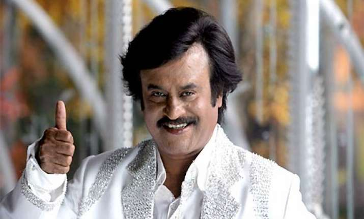 rajinikanth lends wedding hall for anti corruption fast iac