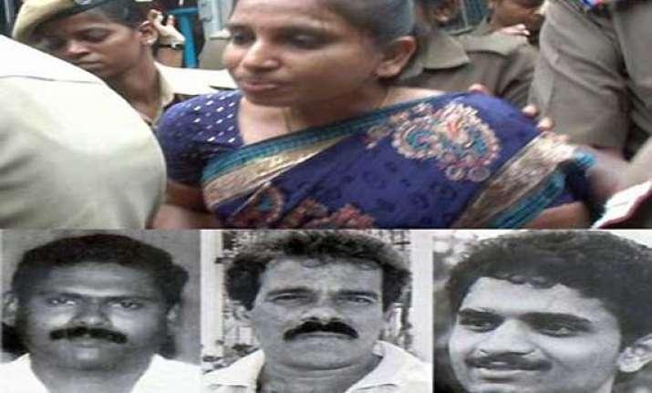 rajiv gandhi assassins crestfallen on hearing sc stay order