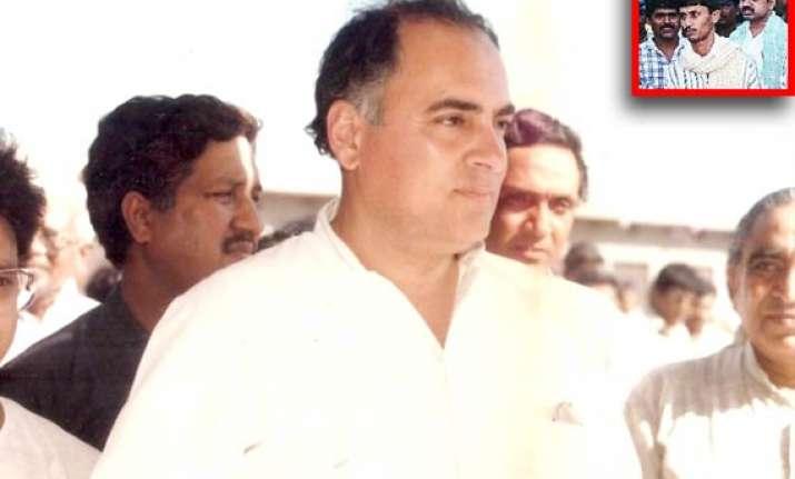 rajiv s assassins to be hanged prez rejects clemency pleas