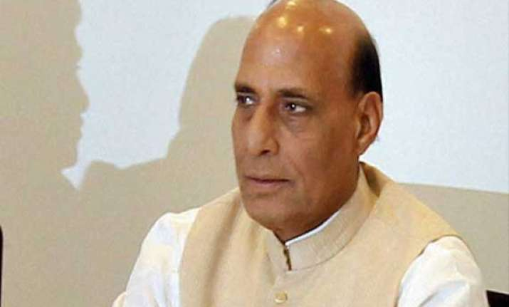 rajnath singh to visit lucknow today