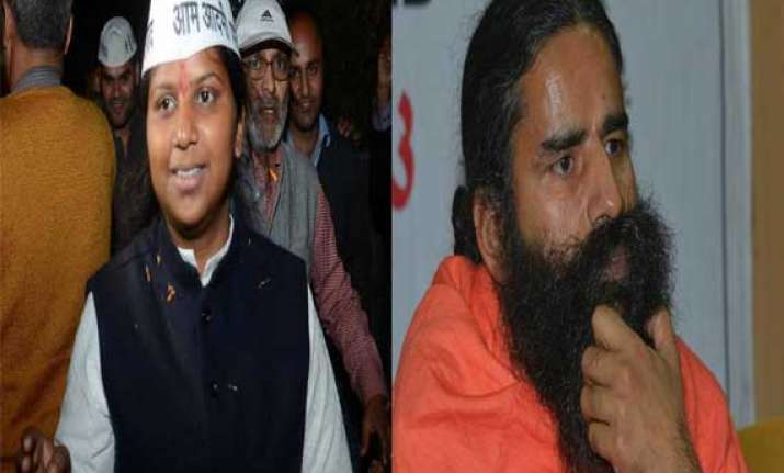 rakhi birla flays ramdev over dalit remark