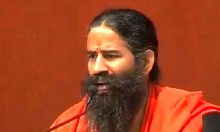 ramdev faces rs 1 000 cr defamation suit for remark on rahul