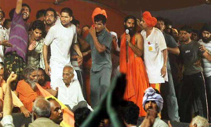 ramdev ran away leaving supporters to face police sc told