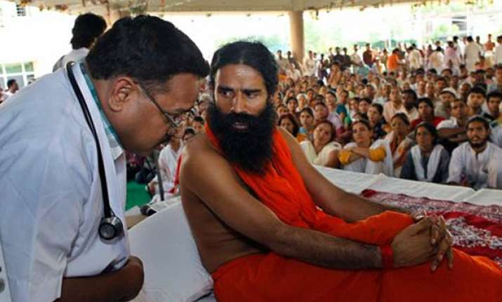 ramdev says he wants to raise nationalist force