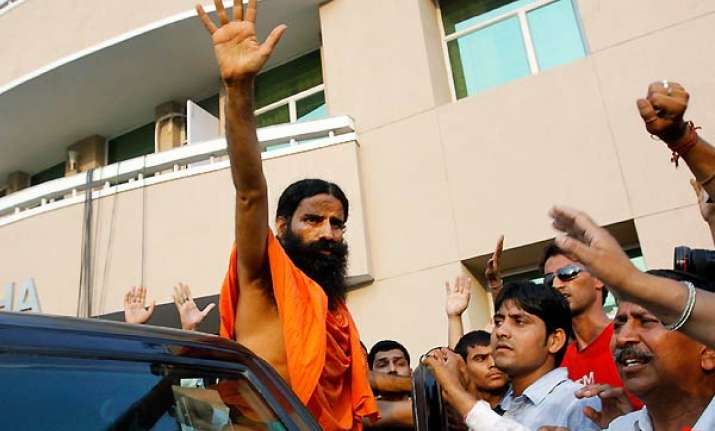 ramdev supporters in us condemn police action