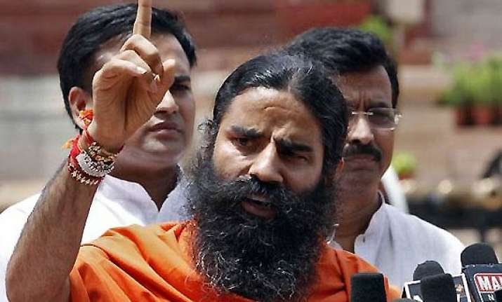 ramdev threatens to launch agitation in poll bound states